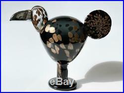 AUTH Ladybird Year 2010 Oiva Toikka Bird iittala