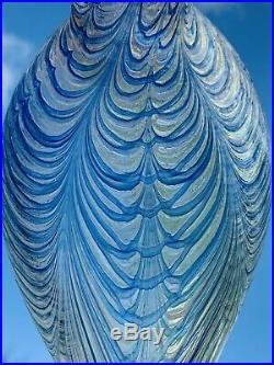 Beautiful iittala Finland Oiva Toikka Blown Glass Bird Sculptural Ornament. 10