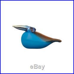 Birds by Toikka Kingfisher Turquoise 150 x 65 mm Iittala