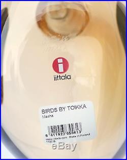Birds by Toikka Masha Special Edition Numbered Iittala