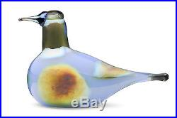 Birds by Toikka Taivaankuovi Sky Curlew 100 x 145 mm IIttala