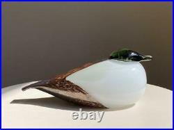Eider Male Iittala Bird Oiva Toicka