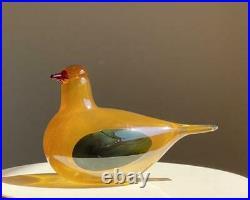 Golden Dove 2001 Annual Bird Iittala