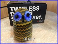 Iittala Bird owlet Oiva Toikka scope