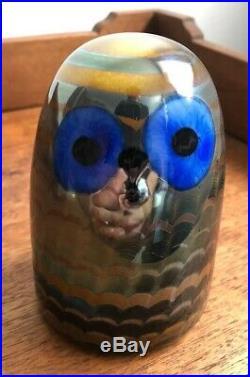 Iittala Birds by Toikka Barn owl 120 x 70 mm