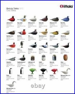 Iittala Birds by Toikka, Blue Bird (1007080)