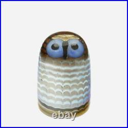 Iittala Birds by Toikka Owlet Figurine
