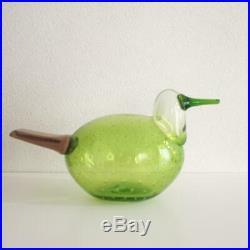 Iittala Birds by Toikka Summer Finch Art Glass