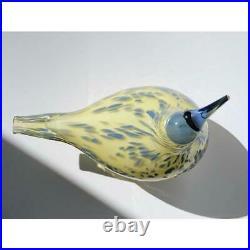 Iittala Golden Thrush 2013 Oiva Toikka Bird Only 300 units sold in Finland only