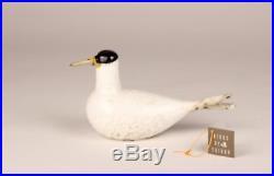 Iittala Oiva Toikka ARCTIC TERN Oiva Toikka Annual bird 2000 Art Bird