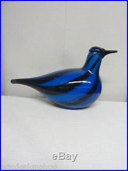 Iittala Oiva Toikka TAIVAANVUOHI Art Bird Limited edition to Kotiliesi 2003