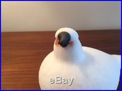 Iittala Oiva Toikka Unknown Name Glass Bird