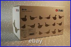 Iittala Toikka Bird Summer Stint 2007 Limited Edition Hand Etched Finland