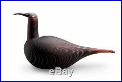 Iittala Toikka Birds Curlew 35cm by 19.5cm