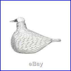 NEW Iittala Birds by Toikka Mediator Dove. On Sale