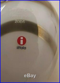 Oiva Toikka Annual Bird Stellers Eider 2006 Iittala Nuutajärvi Arabia Finland