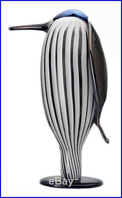 Oiva Toikka Art Bird Butler Hovimestari Special Limited Edition Iittala Finland