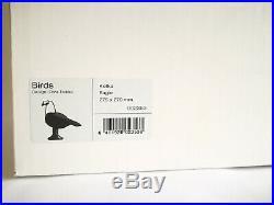 Oiva Toikka Bird Eagle Kotka Design Glass Art Birds Iittala Finland