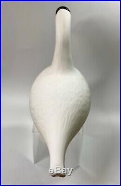 Oiva Toikka Bird Karelian Whooper Swan White Karjalan Joutsen Iittala Finland