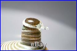 Oiva Toikka Bird Littala Nuutajarvi Finland Glass Animal