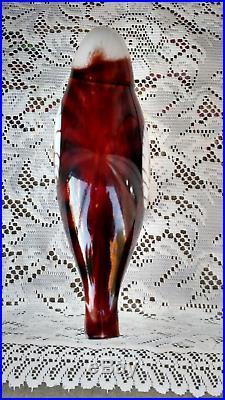 Oiva Toikka Iittala Rosebud Annual Bird 2010