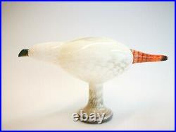 Oiva Toikka PALE MALE Big Bird Art glass design Iittala Finland IN BOX