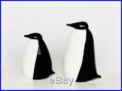 Oiva Toikka Penguin Pang 2009 Oiva Toykka Bird Iittala