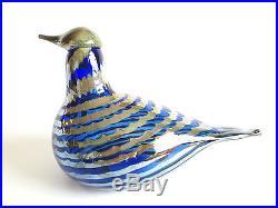 Oiva Toikka Special Bird Glass Design Birds by Toikka Iittala Finland