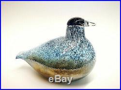 Oiva Toikka Special Bird Nokia Collection Design Glass Birds Iittala Finland
