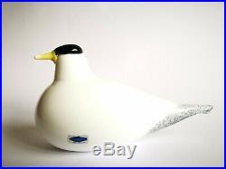 Oiva Toikka Special Tern for Neste corporation 1986 Design Glass Birds Iittala