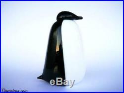 Oiva Toikka bird Ping glass design Birds by Toikka Iittala Finland IN BOX
