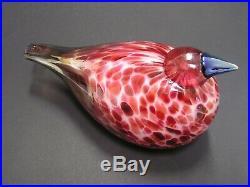 Oiva Toikka iittala Rosalinda original 2007 bird