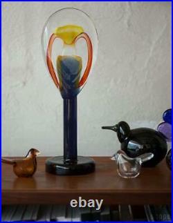 SCOPE Iittala Scope Lollipop Art Piece Pompom Bird Oiva Toikka