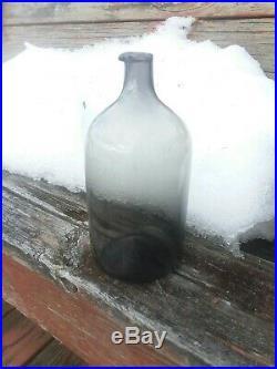 Timo Sarpaneva Bird Bottle IITTALA Finland Signed. Scandinavian Modern