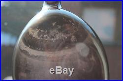 Two Lintupullo Bird Bottle, Timo Sarpaneva, Glass Decanter Pitcher, Iittala